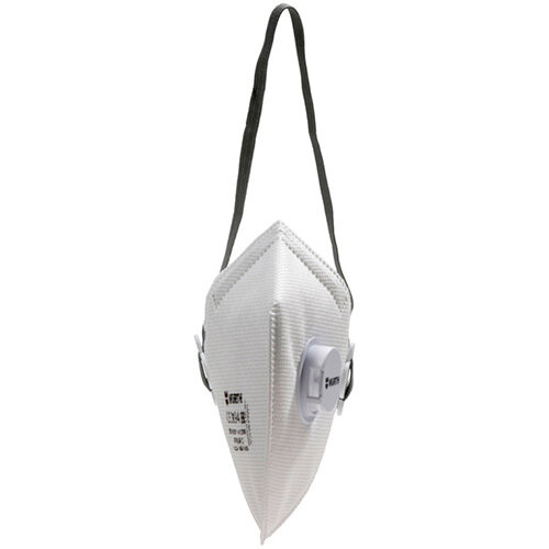 Wurth Folding Mask FM 3000 V FFP2 NR D - FLDMASK-VALVE-FM3000-(FFP2-NR-D) Ref. 0899110523 PACK OF 15