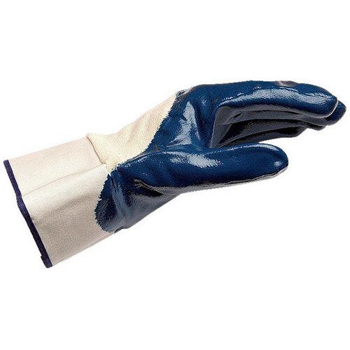 Wurth Blue Nitrile Glove Economy - PROTGLOV-NTR-ECONOMY-BLUE-SZ10 Ref. 0899420001 PACK OF 144