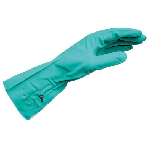 Wurth Nitrile Chemical Protective Glove - PROTGLOV-CHEM-NTR-330MM-SZ7 Ref. 089943507 PACK OF 6