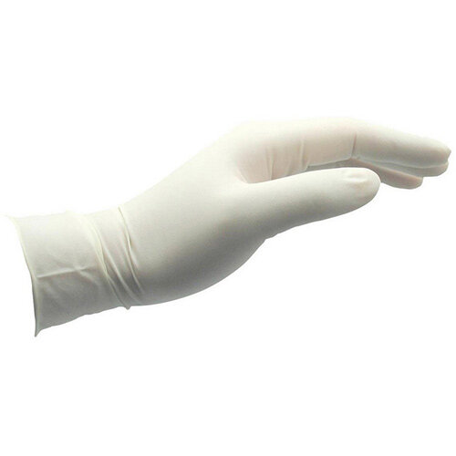 Wurth Protective Glove Latex - PROTGLOV-LATEX-POWDERFREE-L Ref. 0899470352 PACK OF 100