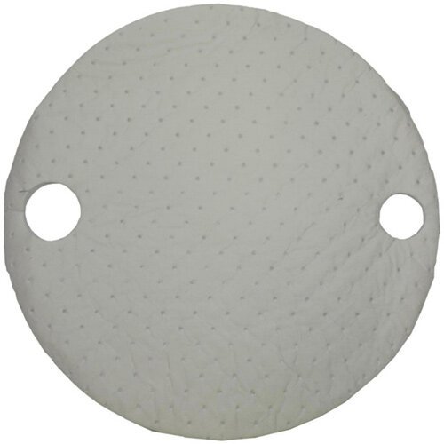 Wurth Oil Binding Pad - OILBINDPAD-PP-WHITE-D56CM-5PCS Ref. 0899900292