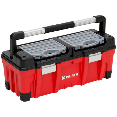 Wurth Tool Box PP - TLCASE-PLA-660X260X248MM Ref. 0962219004