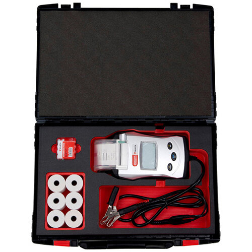 Wurth Battery/Charging System Tester - BTRY-DYNAMOTEST-W.PRINTER-CASE-12V Ref. 0964772800