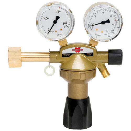 Wurth Bottle Pressure Reducer - PRESREDR-(ARGON/CO2)-(DIN-ARC) Ref. 098401803