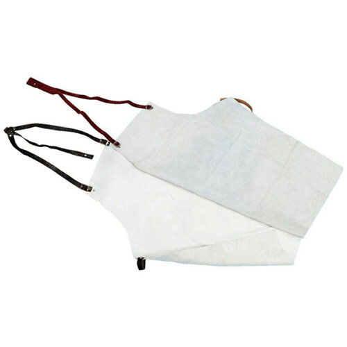 Wurth Welder's apron, full leather - WELDCLTH-WELDERSAPRON-COWLEATHER Ref. 0984313