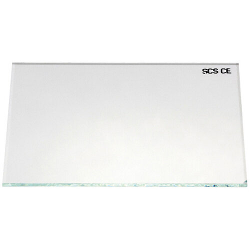 Wurth Protective Lens for Visor and Welding Screen - AY-GLASS-WELDSHLD-CLEAR-90X110MM Ref. 0984500100 PACK OF 10