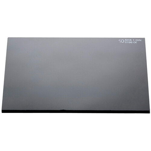 Wurth Protective Lens for Visor and Welding Screen - AY-GLASS-WELDSHLD-10DIN-GREEN-90X110MM Ref. 0984500110 PACK OF 10