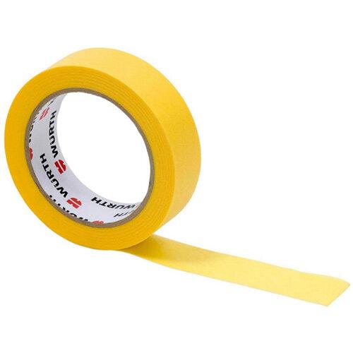 Wurth Precision Crepe Tape - CRPTPE-PREC-38MMX50M Ref. 0992000338 PACK OF 24