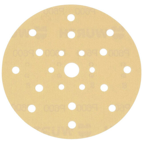 Wurth Vehicle Dry Sandpaper Disc Arizona Perfect - DSPAP-HOKLP-MULTIHOLE-P240-D150MM Ref. 5506353024 PACK OF 100