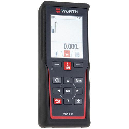 Wurth Laser Range Finder WDM 8-14 - LASRDISTM-(WDM 8-14) Ref. 5709300515