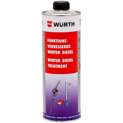 Wurth Winter Diesel Performance Improver - ADD-DISL-ADD-WINTER-DISL-1000ML Ref. 5861002001 PACK OF 12