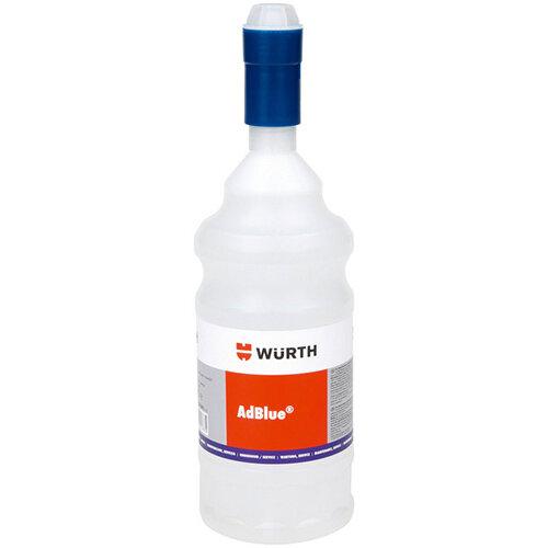 Wurth Diesel Additive, AdBlue - ADD-DISL-ADBLUE-1,89LTR Ref. 5861700001 PACK OF 4