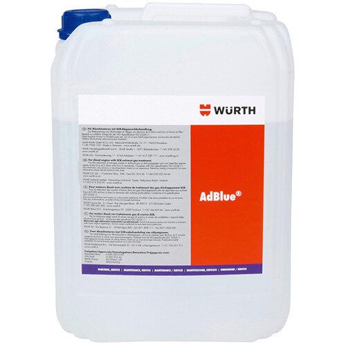 Wurth Diesel Additive, AdBlue - ADD-DISL-ADBLUE-10LTR Ref. 5861700002