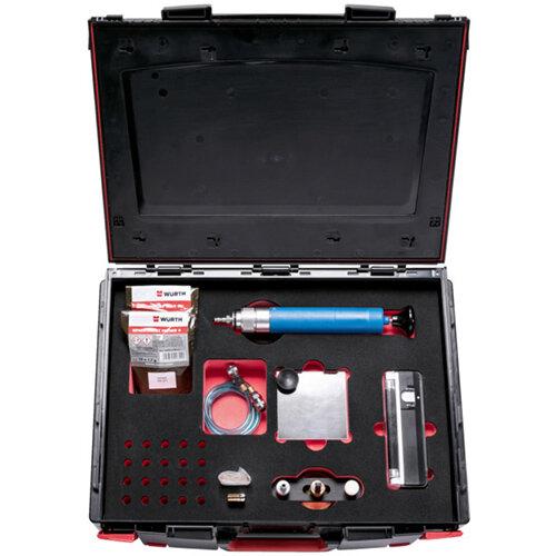 Wurth Window Repair Kit, Assortment - WNDWREP-SYSKO-146PCS Ref. 5964089380