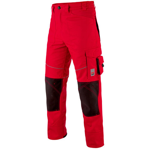 Wurth STARLINE Plus Trousers - Work TROUSER STARLINE Plus RED 106 Ref. M003175106