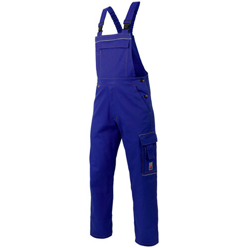Wurth Basic Dungarees - Basic LAHO ROYAL GR.46 Ref. M004146046