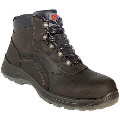 Wurth Treviso S3 Safety Boots - Boot TREVISO S3 BROWN 39 Ref. M022052039
