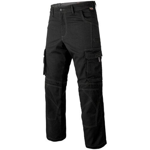 Wurth Cargo Trousers - WORKER CARGOPANT Black 52 Ref. M043034052