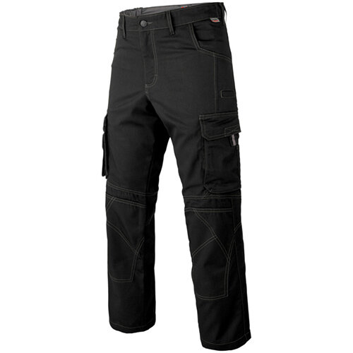 Wurth Cargo Trousers - WORKER CARGOPANT Black 98 Ref. M043034098