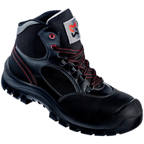 Wurth Heat S3 Safety Boots - Boot HEAT S3 Black 44 Ref. M422135044