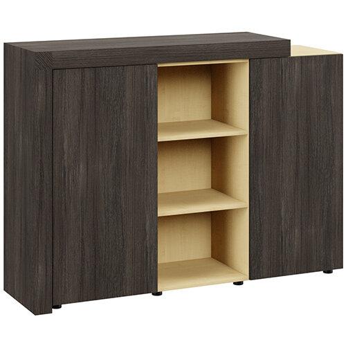 Auttica Cupboard Dublin Oak &Maple W1600xD450xH1170mm
