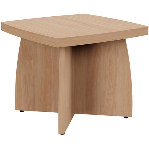 Grand Square Beech Coffee Table W550xD500xH460