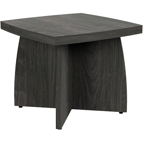 Grand Square Carbon Walnut Coffee Table W550xD500xH466