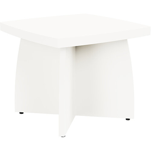 Grand Square White Coffee Table W550xD500xH461