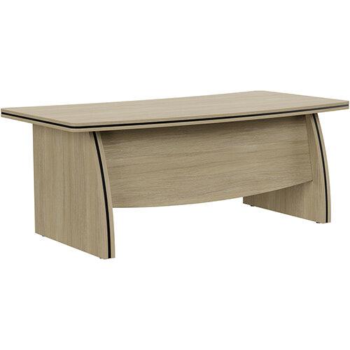 Oskar Executive Office Desk Urban Oak W2000mm