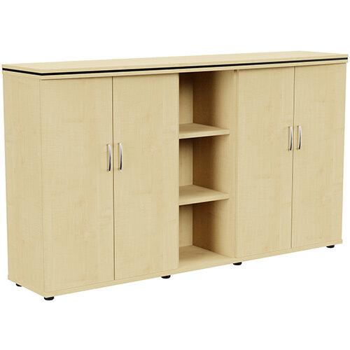 Oskar Medium Cupboard Maple W2005mm