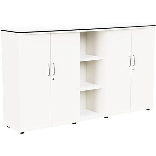 Oskar Medium Cupboard White W2005mm