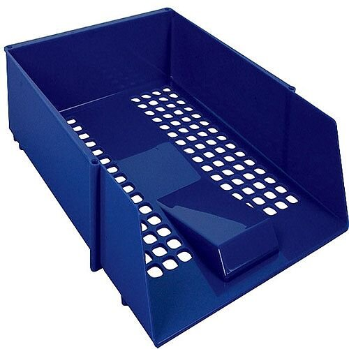 Letter Tray Blue WX10052 Pk 12