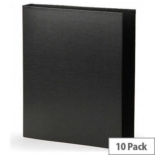 Presentation 4D-Ring Binder 50mm Black WX47660