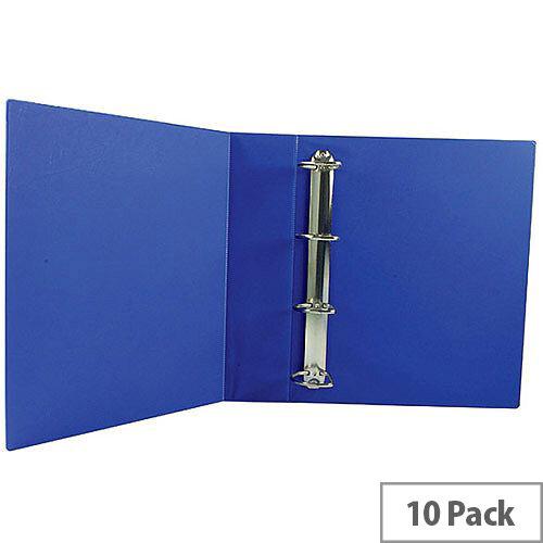 Presentation 4D-Ring Binder 50mm Blue WX47662