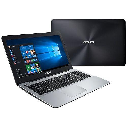 ASUS X555QA AMD 12 Laptop • Display: 15.6in • 1920 x 1080 CPU AMDS A12-9720P • Storage 1TB HDD • RAM: 4GB • OS: Windows 10 • Elegant Finish, Lightweight Design • Black and Silver
