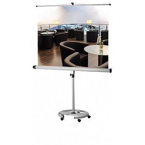 Franken Projection Screen PRO Mobile W:1500xH:1500mm Format 1:1 XFSL15