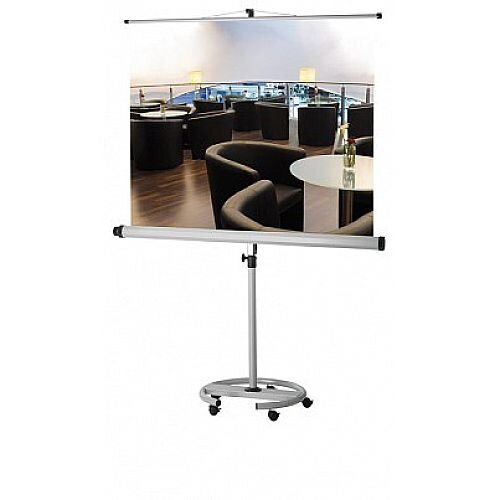 Franken Projection Screen PRO Mobile W:1800xH:1800mm Format 1:1 XFSL18