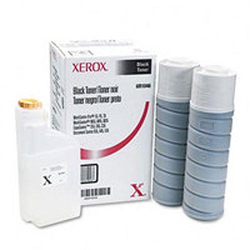 Xerox DC 535/545/555 Toner Black Pack of 2 6R01046