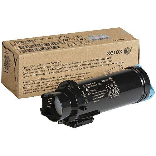 Xerox Toner Cartridge HY WorkCentre 6515 Phaser 6510 Cyan 106R03477