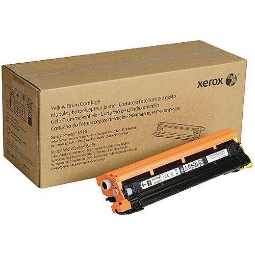 Xerox Drum Cartridge WorkCentre 6515 Phaser 6510 Yellow 108R01419