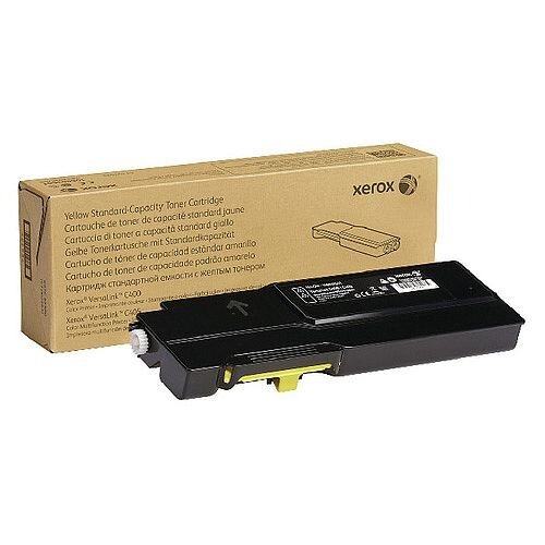 Xerox VersaLink C400/C405 Standard Capacity Yellow Toner Cartridge 106R03501