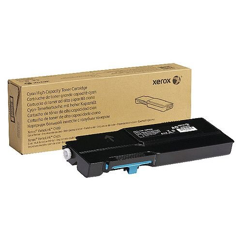 Xerox VersaLink C400/C405 High Capacity Cyan Toner Cartridge 106R03518