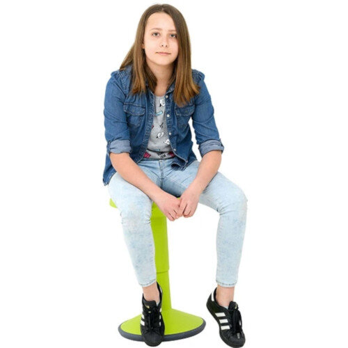 Kite Height Height Adjustable Motion Stool Light Green 40-55CM