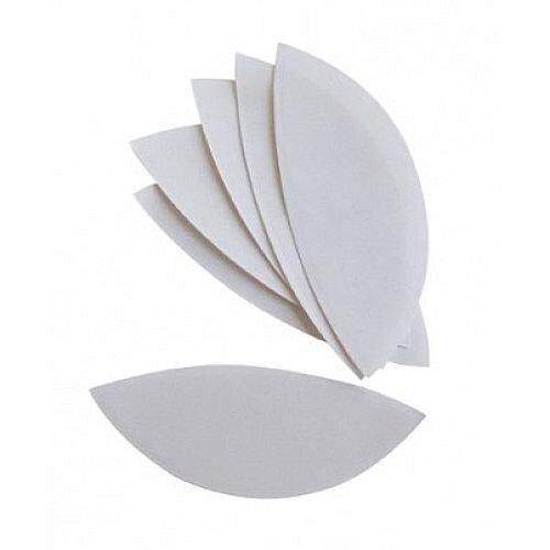 Franken Erasing Felt Self-Adhesive 10 Sheets Oval Z1929