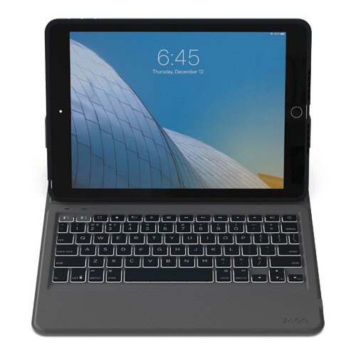 ZAGG Rugged Messenger Keyboard Case for iPad 10.2 UK 103104693