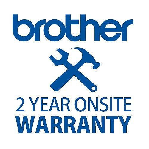 2 Years On Site Warranty for HL1110, DCP1510, MFC1810, DCP7055W, HL2130, HL2135W, HL2240D, HL2250DN  Printers