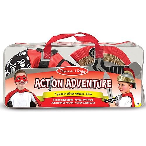Adventure Themed Kids Dress Up Set