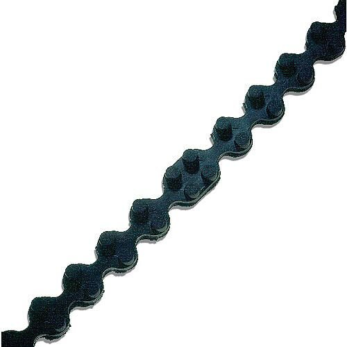 Anti-Fatigue Tile Female Bevel Edge Black 383415