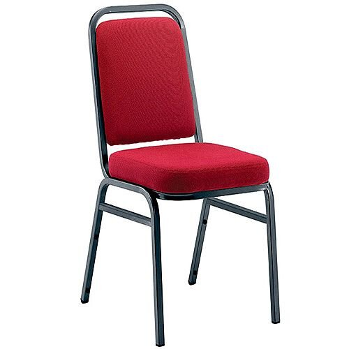 Arista Banqueting Chair Claret KF03338