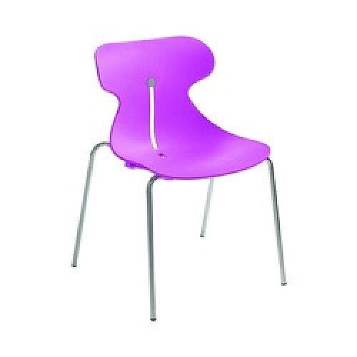Arista Break Out Chair Fuschia Kf73897